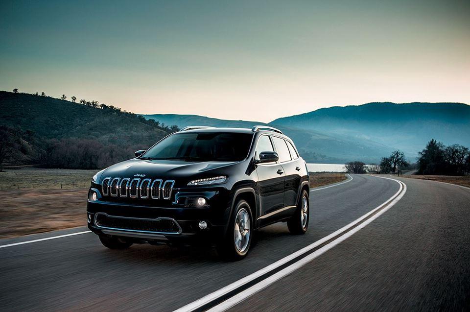Nye Jeep Cherokee