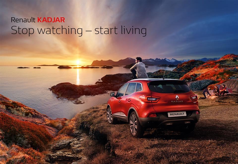 Kommer: Renault Kadjar