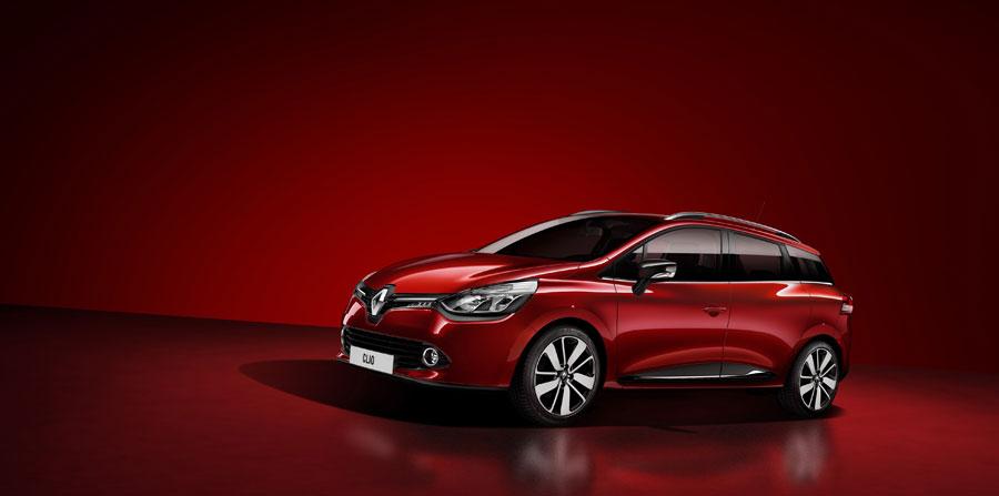 Renault Clio Sport Tourer Expression